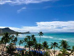 ANA ビジネスクラス (特典航空券) でハワイへ  (4)  B級グルメ お買物 と 帰国便