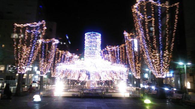 ご覧戴きましてありがとうございます。<br /> 今回は2018年12月12日に静岡市内の中心部に位置する「七間町通り」という通りと「青葉シンボルロード」という緑地で見ることができたイルミネーションの様子をご覧戴きます。<br /> なお今回は鉄道ネタは一切なく、写真のコメントの記載を割愛している手抜き旅行記です。<br /> その点をご了承の上、よろしければご覧ください。<br /> また本旅行記を2018年の最後の旅行記とさせて頂きますのでよろしくお願いします。