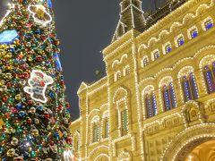 有休1日&土日でモスクワ&サンクトペテルブルク・・・のはずが、まさかのパスポート盗難。。。