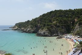 美しき南イタリア旅行♪ Vol.691(第23日)☆Isola San Domino:サン・ドミノ島 展望台からのパノラマ♪