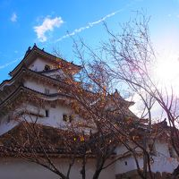 姫路城と美味しい室津の牡蠣 1