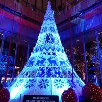 クリスマスツリーとイルミネーション★2018年丸の内★