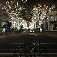 2018年12月13日 東京夜サイクリング 日本橋