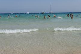 美しき南イタリア旅行♪ Vol.696(第23日)☆Isola San Domino:「サン・ドミノ島」午後もまったりとビーチバカンス♪