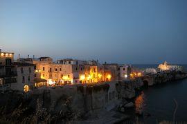 美しき南イタリア旅行♪ Vol.699(第23日)☆美しきビエステ旧市街:夜景のパノラマ♪