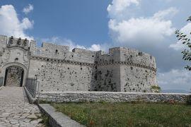 美しき南イタリア旅行♪ Vol.706(第24日)☆Monte Sant'Angelo:「モンテ・サンタンジェロ城」美しい城門♪