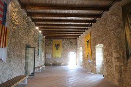 美しき南イタリア旅行♪ Vol.710(第24日)☆モンテ・サンタンジェロ城:美しい旗を眺めて♪
