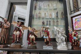 美しき南イタリア旅行♪ Vol.711(第24日)☆美しきモンテ・サンタンジェロ旧市街:大聖堂へ歩く♪