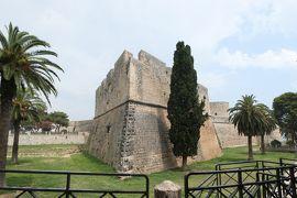 美しき南イタリア旅行♪ Vol.717(第24日)☆Manfredonia:美しきマンフレドニア城♪
