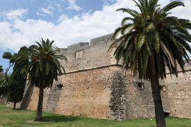 美しき南イタリア旅行♪ Vol.720(第24日)☆Manfredonia:さようならマンフレドニア城♪