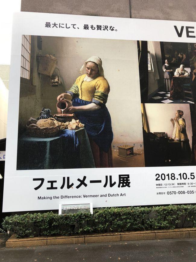 芸術に触れる旅in東京