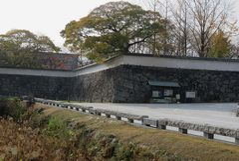 2018暮、佐賀と福岡の名城巡り(1/12):12月1日(1):福岡城(1):名古屋から新幹線で博多へ、地下鉄で福岡城の最寄駅へ