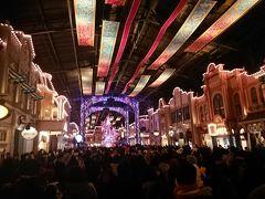 2018クリスマス前に東京ディズニーランド散策