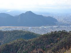 百々ヶ峰(418m)岐阜市の最高峰
