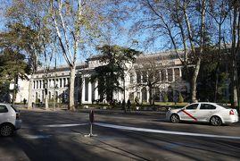 無料航空券で年末マドリード旅行 その11 プラド美術館をたっぷり見学して最後のマドリードをぶらぶら