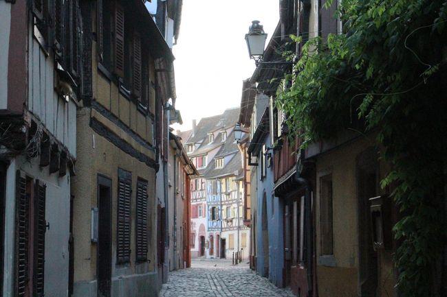 Luxenbourg~Alsace~Lorraine④