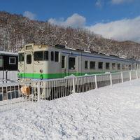 石勝線夕張支線に乗って夕張駅に行きました