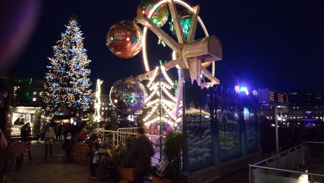 クリスマスマーケットを巡るひとり旅 (第4日目午後)