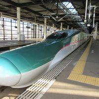 東北新幹線グランクラスの旅(2018) 2日目