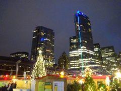 クリスマスはカナダで(バンクーバー&ビクトリア)