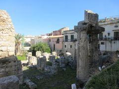 東地中海クルーズ  アテネ~ローマへ (7)走れメロスの舞台 シラクーサ
