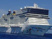 ノルウエージャンエピックで航く5ヶ国西カリブ海クルーズ11日間