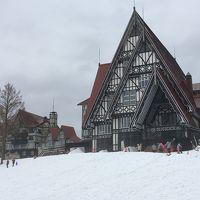 2018 子連れ上越国際ではじめてのスキー