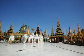 【はじめてのミャンマー2018_02】ヤンゴン一日観光〜夜行バスでバガンへ