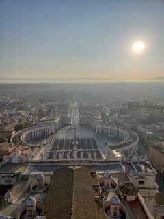 イタリア④ローマ★フレッチャロッサ&イタロで巡るミラノ・ローマ・ヴェネチア