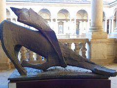 クリスマスシーズンに訪れる ミラノ美術散策の旅(06) 昼食後、ブレラ絵画館の見学。