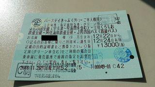 「バースデイきっぷ」と「吉備之国くまなくおでかけパス」で行く四国・岡山満喫の旅(パート1)