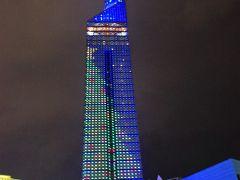 2018 晩秋の福岡へ・・・1日目-4  海浜タワー日本一の福岡タワー
