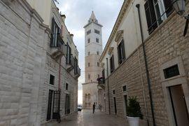 美しき南イタリア旅行♪ Vol.732(第24日)☆Trani:夕暮れのトラーニ大聖堂へ歩く♪