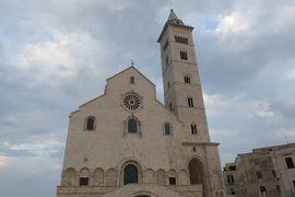 美しき南イタリア旅行♪ Vol.734(第24日)☆Trani:黄昏のトラーニ大聖堂とトラーニ城♪