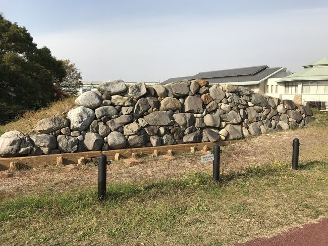 愛知県の城跡巡り:清州城跡