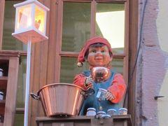 *Marché de Noël*2018 ②可愛い町並みに魅了Kaysersberg