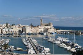 美しき南イタリア旅行♪ Vol.739(第25日)☆Trani:高級ホテル「Mare Resort」屋上から絶景♪