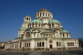 ブルガリアの首都ソフィア
