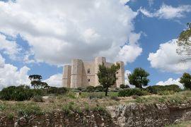 美しき南イタリア旅行♪ Vol.745(第25日)☆Castel del Monte:憧れの「カステル・デル・モンテ」夢の再訪♪