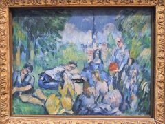 """オランジュリー美術館 と オルセー美術館 Picasso """"Bleu et Rose"""" ~弾丸 パリ旅行記(ブログ) 3~"""