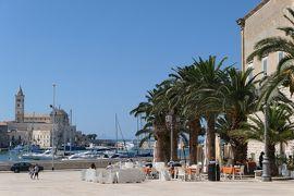 美しき南イタリア旅行♪ Vol.751(第25日)☆トラーニ:「Mare Resort」前は夏の絶景♪