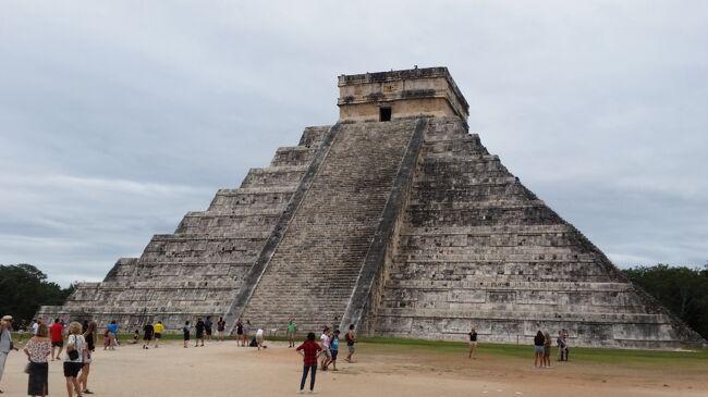 メキシコが誇る7つの世界遺産と感動の地巡り 4日目の2 チチェンイッツアー