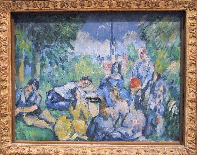 オランジュリー美術館 モネ『睡蓮』と オルセー美術館 ピカソ展 ~パリ旅行記(ブログ) 3~