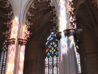 シニア夫婦のスペイン・ポルトガル周遊旅行(37)バターリャ修道院