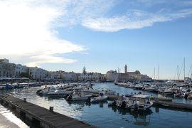 美しき南イタリア旅行♪ Vol.753(第25日)☆Trani:美しきトラーニ漁港♪
