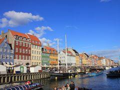 地球の駆け抜け方1~ヨーロッパ超弾丸紀行~day3 ハンブルクとコペンハーゲン、渡り鳥ルートと夜行列車。