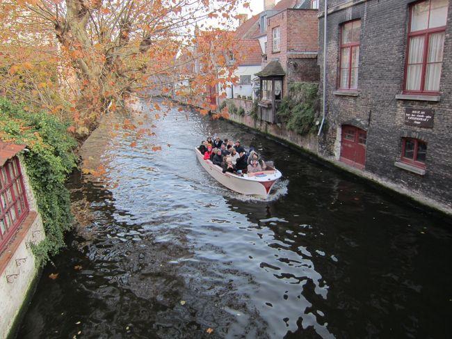 「麗しのオランダ・ベルギー・ルクセンブルク・ドイツ8日間」という某社のツアーに参加した時の記録です。個人旅行ではありませんので、そこはご了承ください。<br /><br />オランダ・ベルギー・ルクセンブルク旅行3日目。ブルージュの観光の後、ゲント、オウデナールデと観光し、ブリュッセルに向かいます。