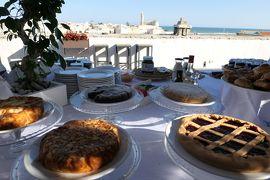 美しき南イタリア旅行♪ Vol.757(第26日)☆Trani:高級ホテル「Mare Resort」最後の朝食♪