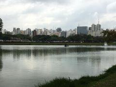南米大陸の大国ブラジルの2大都市を巡る旅(2018年ブラジル⑥)~サンパウロ・イビラプエラ公園、オスカー・フレイレ通り等を散策~