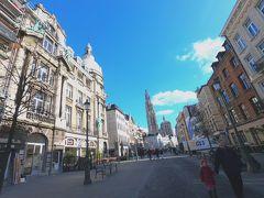 【ヨーロッパ周遊5日目②】個人旅行ひとり旅 ネロが見たかったルーベンスの絵
